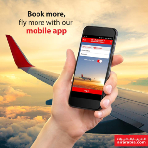 Download The Air Arabia App For FREE And Enjoy Great Deals