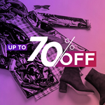 Sale - Up To 70% Off On Clothing, Shoes And More