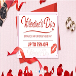 2019 Valentines-day Gift Up To 75% Off
