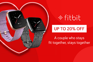 Fitbit Sale: Up To 20% Off