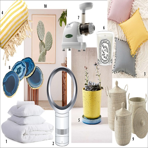 Home Essentials Up To 50% Off
