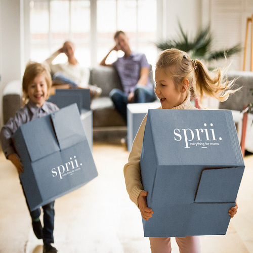 Sprii Coupon Code: Get 20% OFF Everything